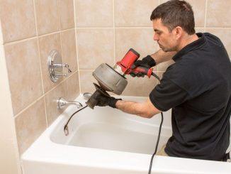 débouchage canalisation baignoire