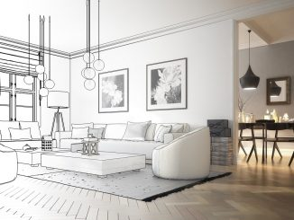 l'aménagement de votre canapé